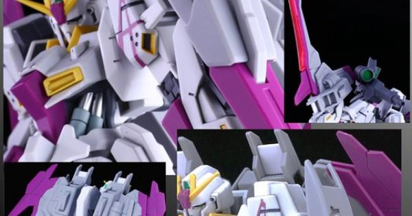 HGBF 1/144 Lightning Z Gundam Aspros 日本開賣