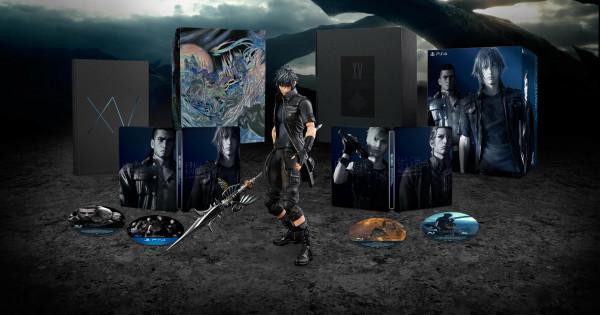 PlayStation®4『FINAL FANTASY XV』2016年9月30日(五)發售 香港即日預訂