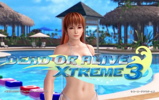 《Dead or Alive Xtreme 3 咸濕排球 3》新作介紹