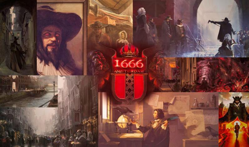神秘作品《1666: Amsterdam》版權終有定案