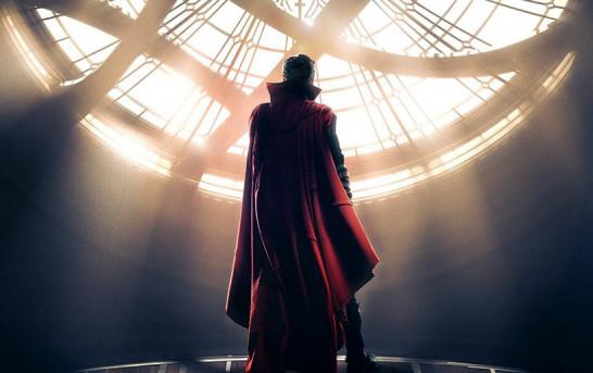 《奇異博士》首部預告 電影將於 10 月 27 日香港上映