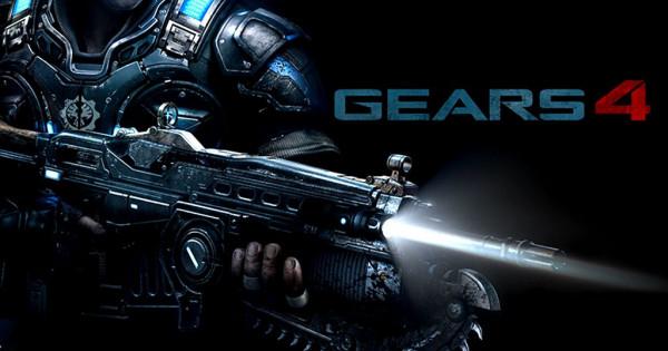 《Gears of War 4》發售日公佈
