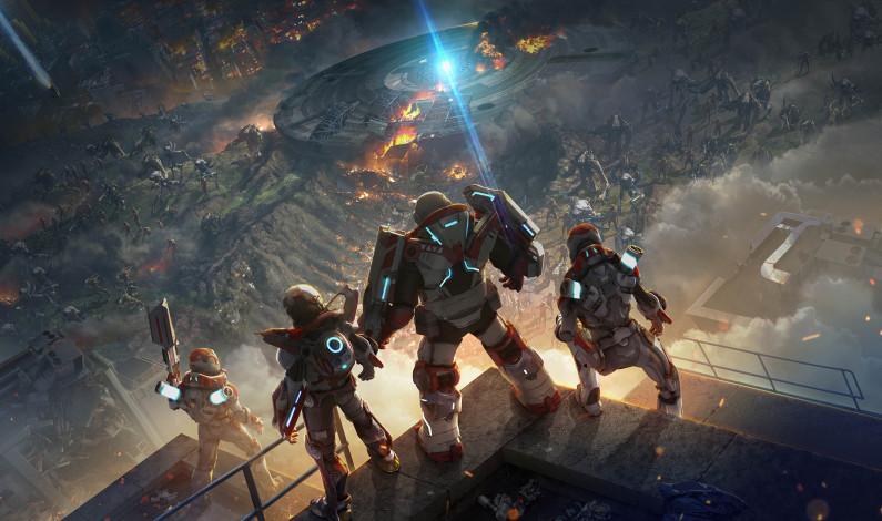 4人Co-op射擊Game《Alienation》英文版即日上架!