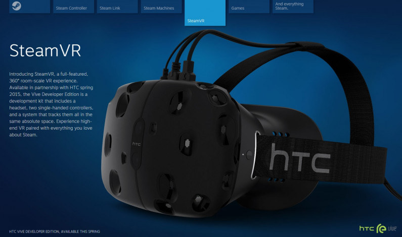 《Dota 2》可以用Steam VR黎觀戰!