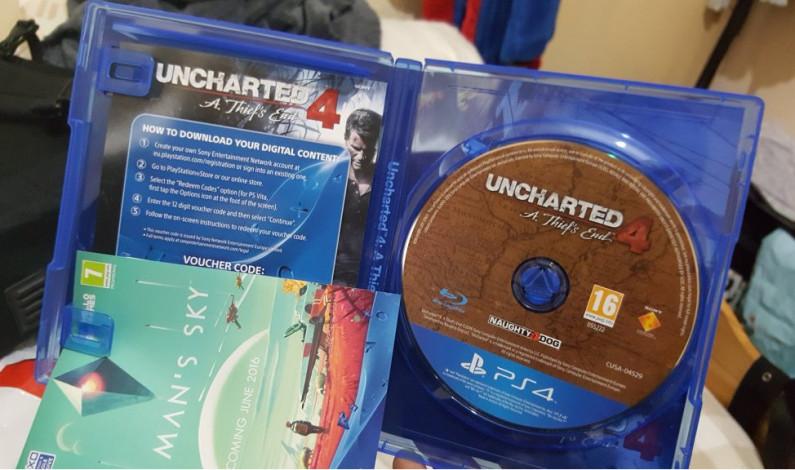 又唔小心?又早左? 《Uncharted 4》偷跑早兩星期