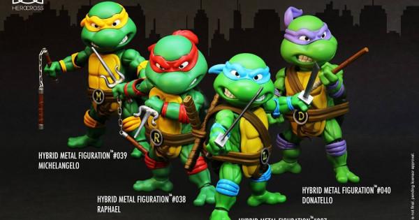 香港廠出返香港野係正啲 HEROCROSS 忍者龜