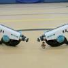 LEGO神人又發功  LEGO製《Overwatch》 Tracer 雙槍