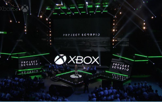 [E3專題] Xbox都玩 One More Thing – Project Scorpio