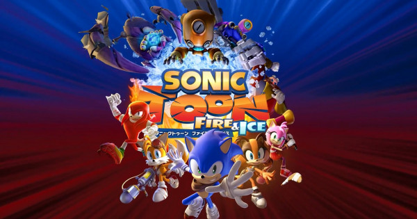 Sonic 新作10月推出 ! 玩埋冰火五重天 !