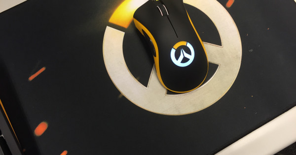 「中二之王」Overwatch x Razer Gaming Gear 抵港!