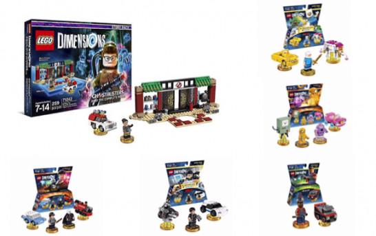 LEGO Dimensions Series 2 第一波公佈