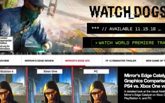 又唔小心啦 《Watchdog 2》主角造型、發售時間、故事地點流出