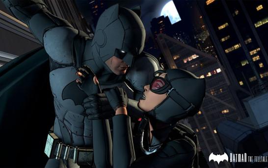 全新互動電影式蝙蝠俠遊戲!《Telltale's Batman》8月有得玩!