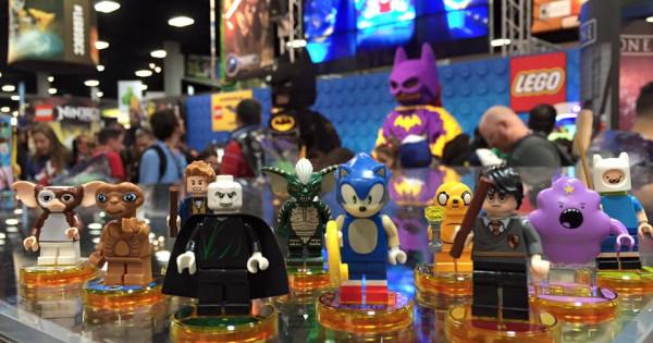 LEGO Dimensions Series 2 第二波及最新遊戲畫面