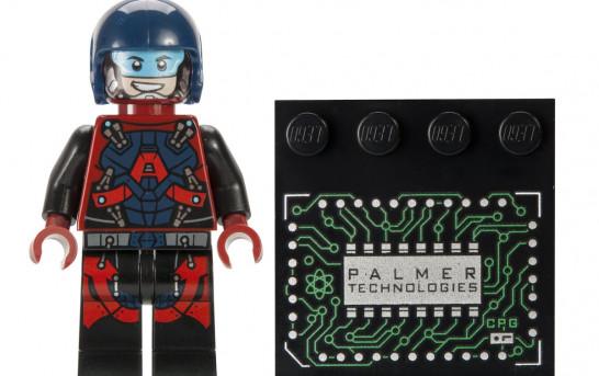 LEGO SDCC 2016 限定送 Atom原子俠 唔到場都有機會得到!