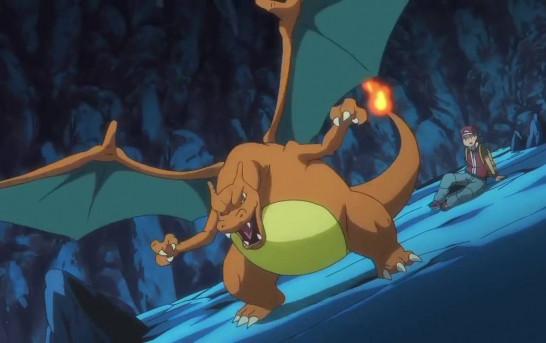 《Pokémon天梯入門》烈日晴空-No.006噴火龍Y