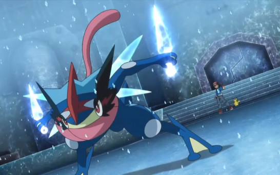 《Pokémon天梯入門》變幻自在嘅人氣主角-No.658 甲賀忍蛙