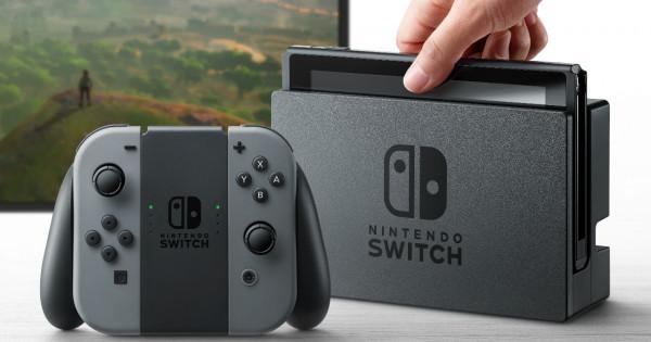 出會4秒合體!Nintendo Switch帶得出街打!