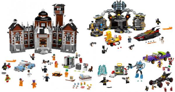 終於公開 The LEGO Batman Movie系列
