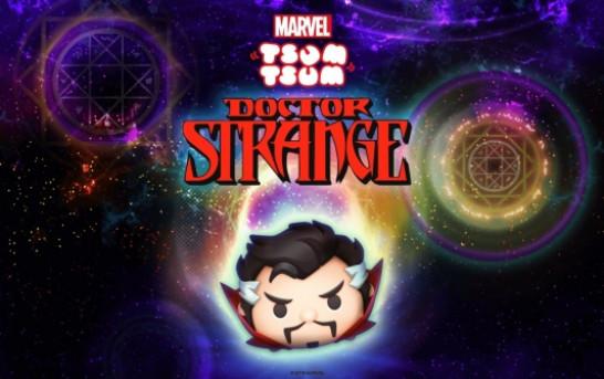 《Doctor Strange》限定亂入! 《MARVEL Tsum Tsum》出中文版 !
