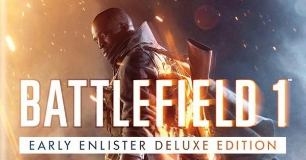 《Battlefield 1》豪華版推出 搶先發售前三天投入全面戰爭