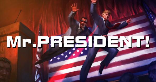 個個都想佢死 Mr. President!