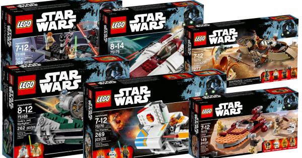[毒性超強 迫你落坑] 2017 LEGO Star Wars 官圖發佈
