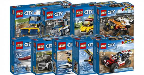 終於有驚喜 更多2017 LEGO City 系列官圖公佈