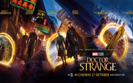 Doctor Strange 自己打自己!? 電影彩蛋「堅」揭秘 !