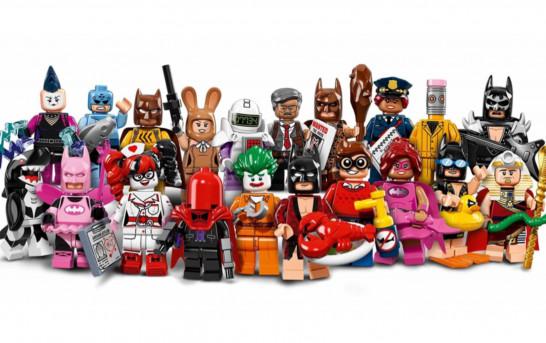 萬眾期待 71017 The LEGO Batman Movie Minifigures 有圖睇