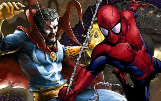 《Doctor Strange》漫畫事件小回顧 – Spider-Man亂入幫拖