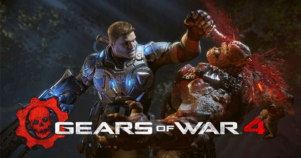 Xbox One / Win 10 超級大作《Gear Of War 4》試玩評測
