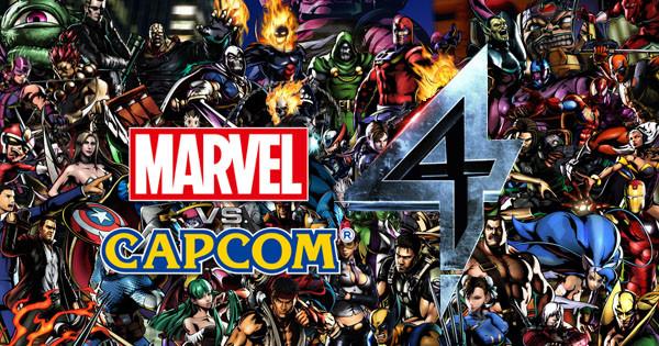 【終於都出】PS4《Marvel vs. Capcom 4》 將於下星期發布!