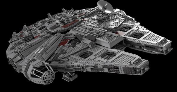 LEGO UCS Millennium Falcon 下年回歸?