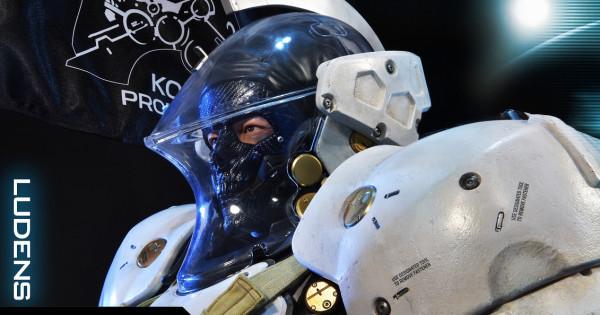 全球限量150隻 ! 小島新工作室代表人物 Ludens 雕像正式開售!
