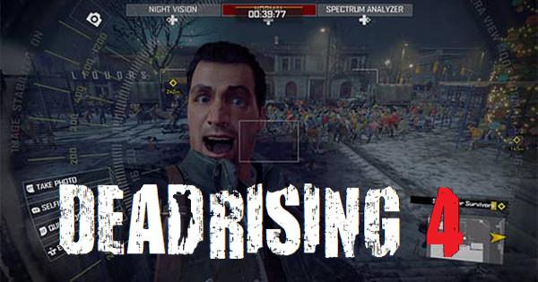 聖誕佳品《Dead Rising 4》正式接受預定!