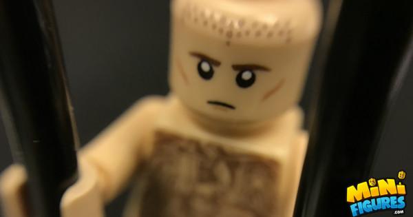 英倫LEGO MOC Minifigures.com 新品 Prison Architect 開箱