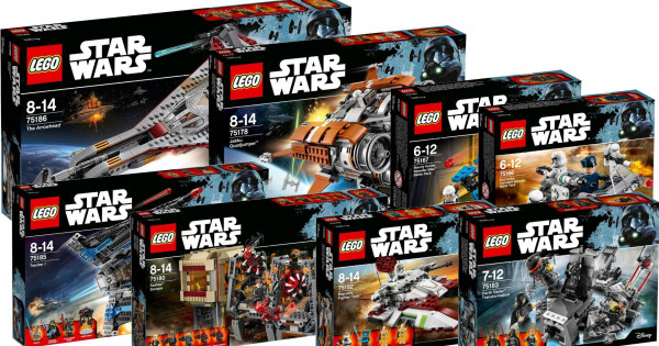2017 LEGO Star Wars 夏季新品 官圖公開
