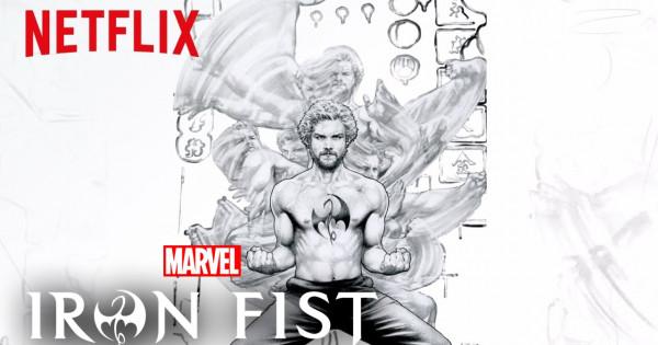 《Iron Fist》今日有得睇 !  懶人包解構英雄之謎 !