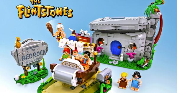 [Yabba Dabba Doo]聰明笨伯 LEGO 等你撐