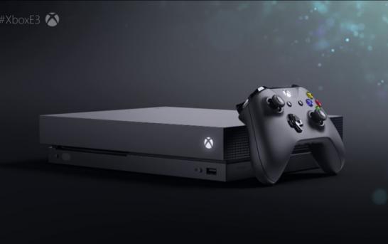 [不再Scorpio] Microsoft 全新主機確定為 Xbox One X