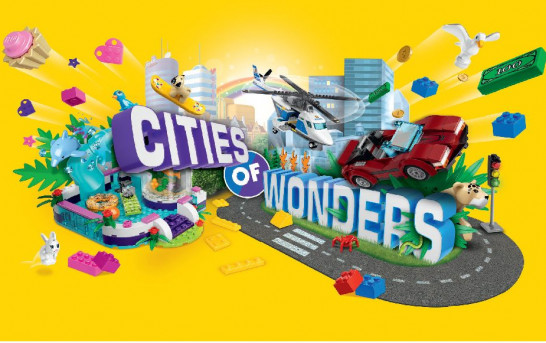 由LEGO《Cities Of Wonders》睇下香港有幾 Wonderful