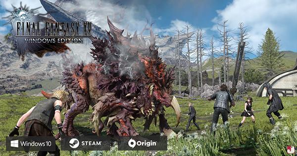 【FF15】2018 年登錄 Windows 仲包哂所有 DLC・準備轉型 Online Game!