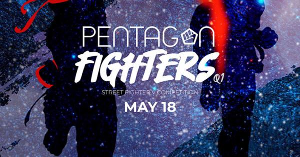 PENTAGON FIGHTER 2019 Q1《Street Fighter V AE》參賽詳情及報名連結